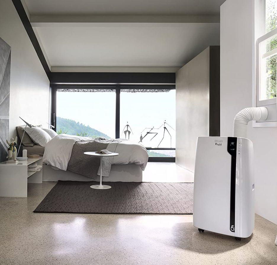 climatiseur potable Delonghi PACEX100 Silent