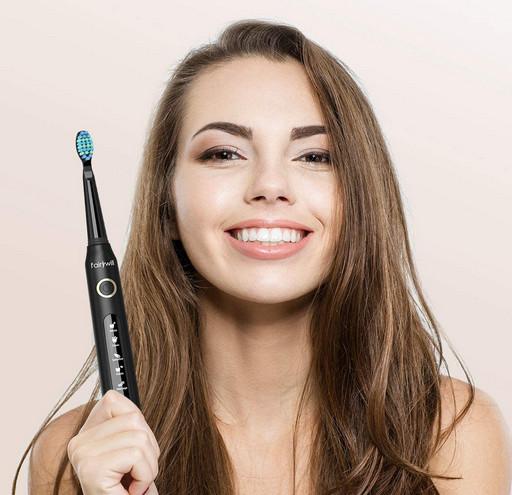 Intérêt de la brosse à dents électrique